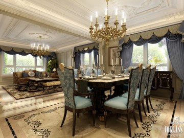 优雅精致温馨的别墅生活