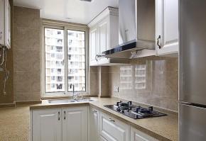 简约 美式 现代 二居 温馨 厨房图片来自佰辰生活装饰在89平现代美式温馨之家的分享