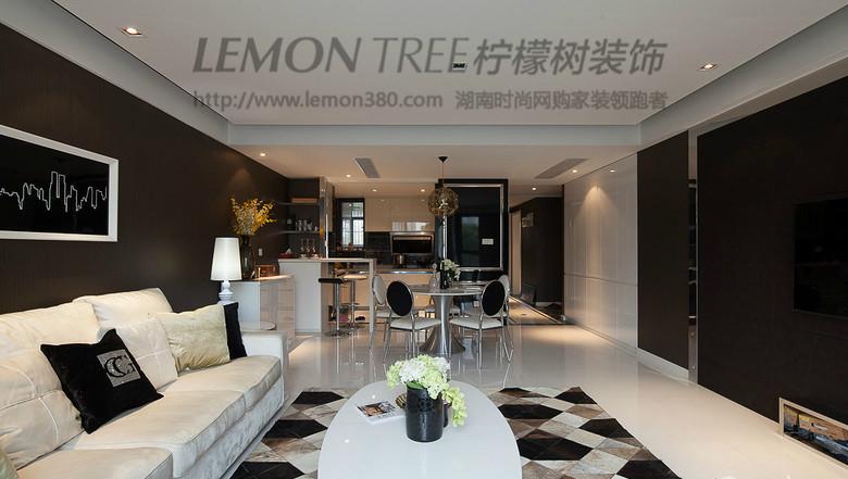 简约 80后 小资 收纳 客厅图片来自2212544651x在柠檬树装饰钟爱黑色案例的分享