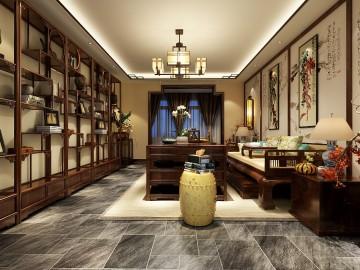 141平三居室-正商红河谷装修