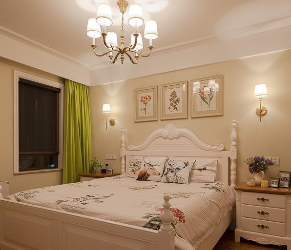 卧室整体图