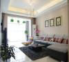 98平米旧房改造现代风格