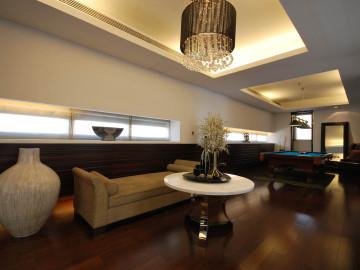 简欧风格-帕克先生的别墅设计