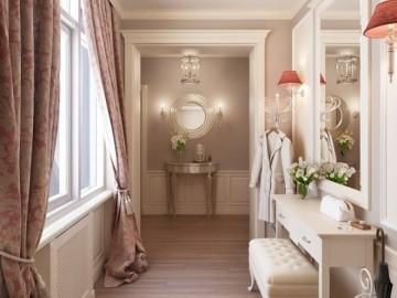 上海黄浦区欧式风格四房公寓