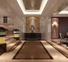 领秀新硅谷 别墅装饰设计效果图