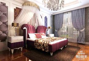 二手房 老房翻新 婚房 新古典 浪翻 温馨 大理石 木作 欧式 卧室图片来自北京别墅装饰在新古典主义的旧房翻新的分享