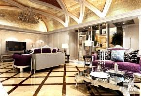 二手房 老房翻新 婚房 新古典 浪翻 温馨 大理石 木作 欧式 客厅图片来自北京别墅装饰在新古典主义的旧房翻新的分享
