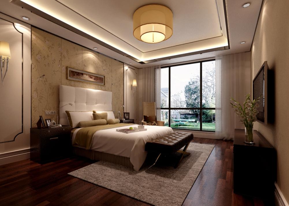 欧式 白领 80后 卧室图片来自朗润装饰工程有限公司在天悦府167㎡欧式风格效果图的分享