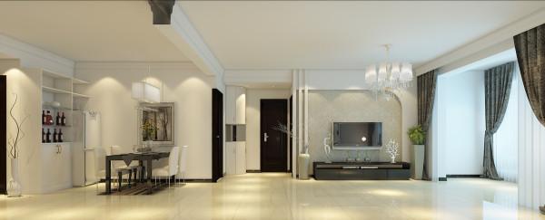 地砖与墙面环保福乐阁溶于同色系。