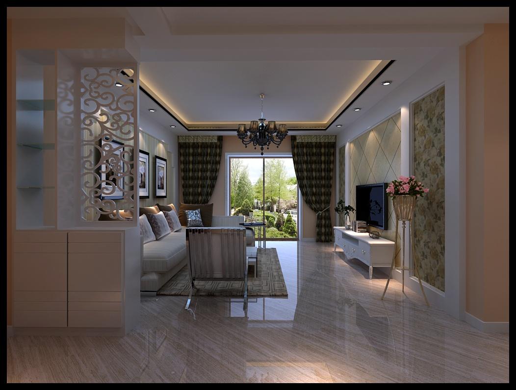 简约 客厅图片来自星欣装饰在旭辉御府的分享