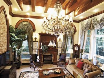 极致奢华600平美式别墅