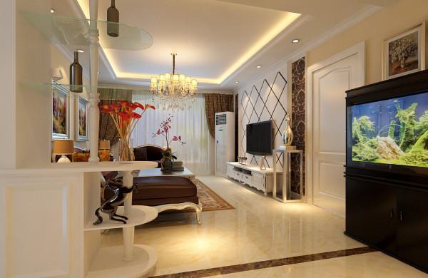 美的线条、精致的家私、纯粹的色彩,其间的典雅与奢华,相信是空间所欲达到的极致。在这个空间中强调了气韵与质感及浪漫的柔性美,融合新古典与现代、新颖、高科技的技术手法,彰显其气势与唯美的氛围