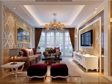 欧式风格新婚房