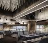 广州爱味道牛排西餐厅装修设计