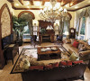 超美奢华欧式风格别墅设计