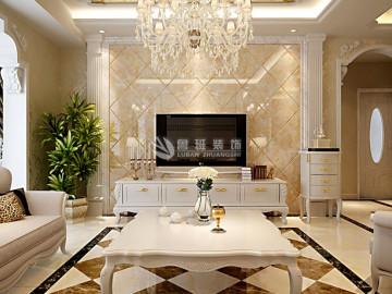 曲江观邸150平米欧式风格