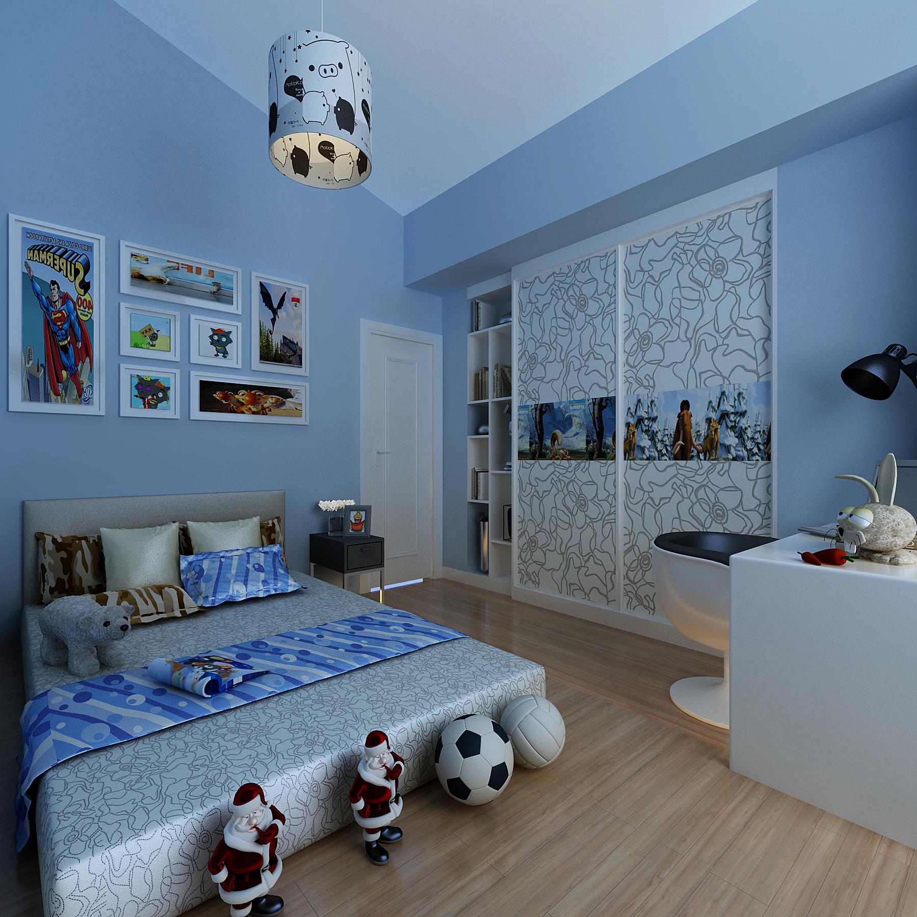 简约 白领 收纳 80后 小资 卧室图片来自张樟在湖南怀化周女士的分享
