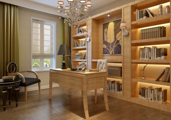 书房,浪漫个性又不失典雅精致,循规蹈矩又貌似不修边幅,看似平静却又充满惊喜
