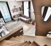 100平米动态美活力复式房