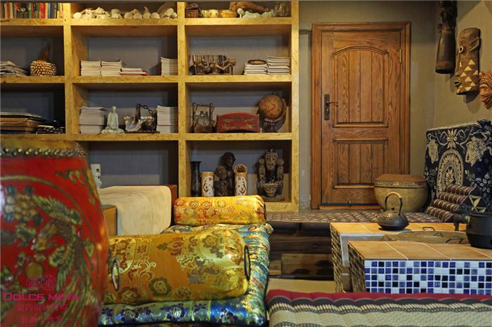玄关图片来自成都业之峰装修小管家在雅居乐托斯卡纳别墅案例的分享