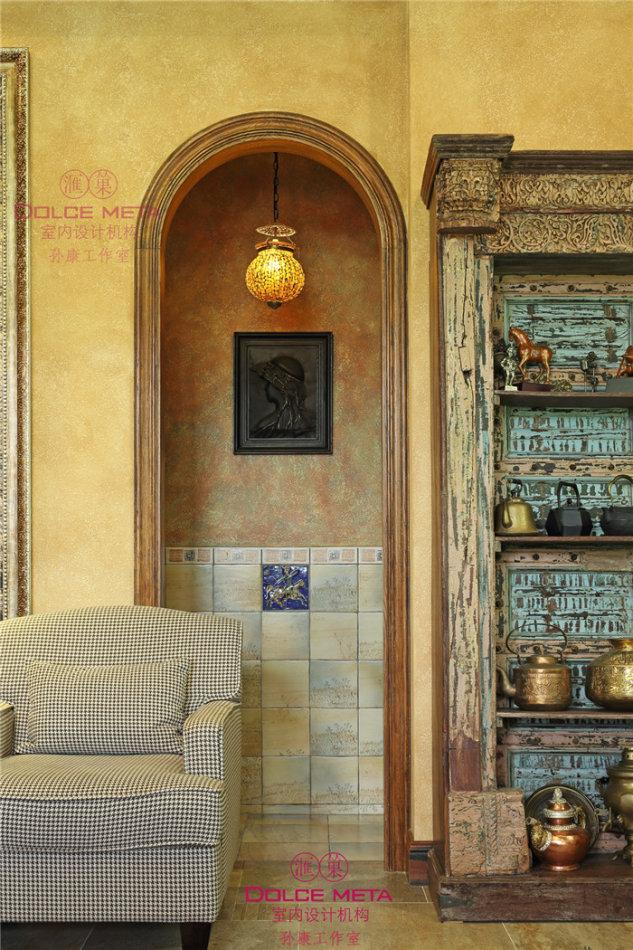 餐厅图片来自成都业之峰装修小管家在雅居乐托斯卡纳别墅案例的分享
