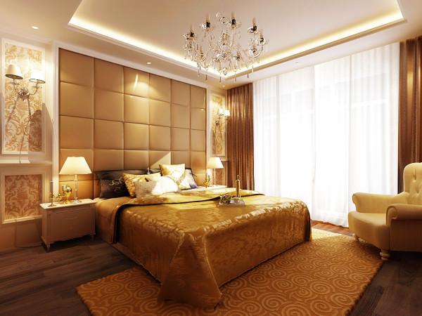 经典欧式风格卧室