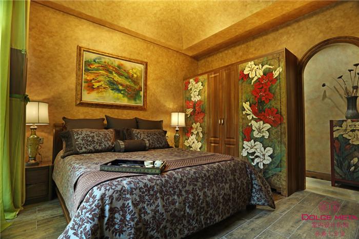 卧室图片来自成都业之峰装修小管家在雅居乐托斯卡纳别墅案例的分享