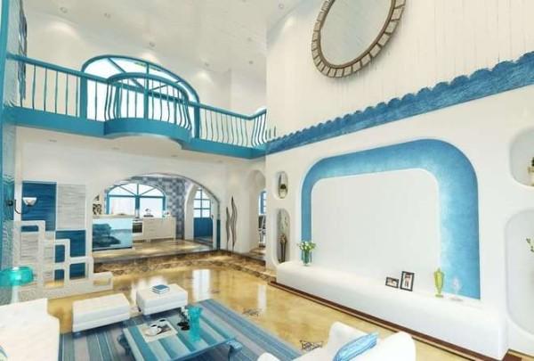 地中海客厅