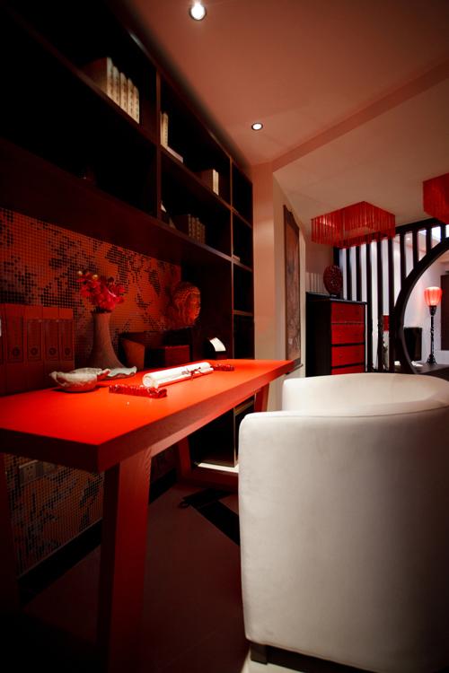 其他图片来自北京今朝装饰在时尚中国风--新中国时尚的分享