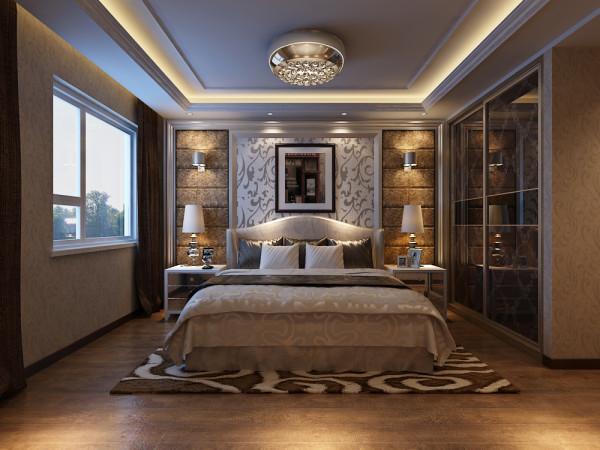 港式混搭风格卧室设计