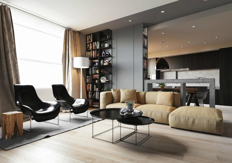 时尚简约 别墅设计 别墅装修 简约 客厅图片来自别墅装修设计--Hy在时尚简约的分享