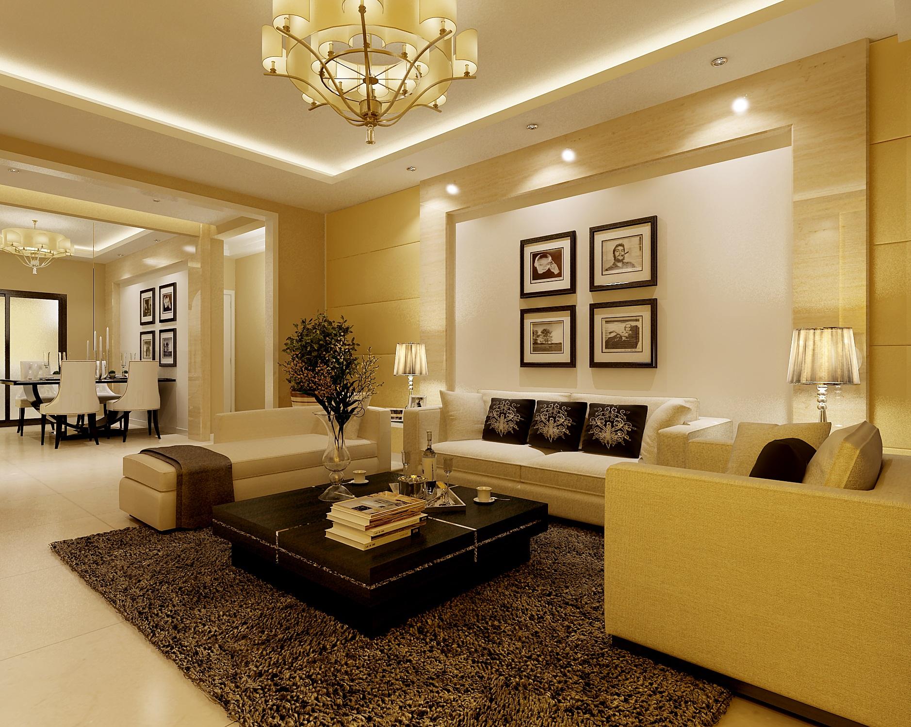 现代 简约 客厅图片来自半岛e家在康泰源的分享