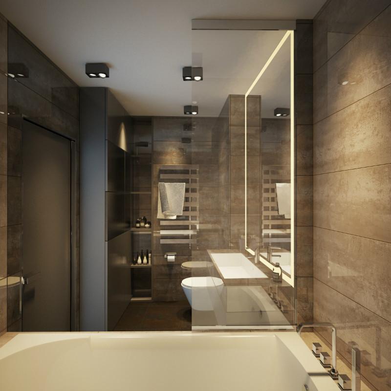 时尚简约 别墅设计 别墅装修 简约 卫生间图片来自别墅装修设计--Hy在时尚简约的分享