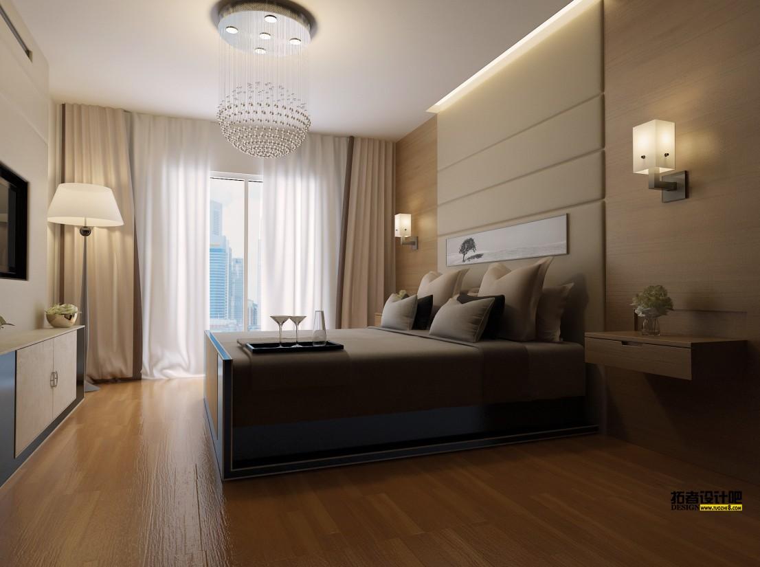 简约 卧室图片来自半岛e家小刘在简约风的分享