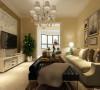 现代简约-73平米一居室装修设计