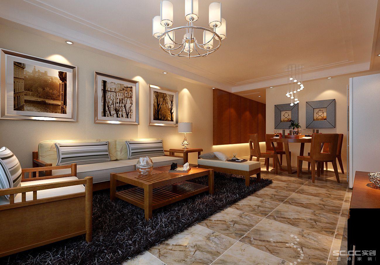 刘杨 刘杨成 客厅图片来自交换空间刘杨成室内设计师在152平雅致大三居的分享