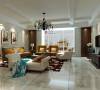 洛阳92平米家居空间设计