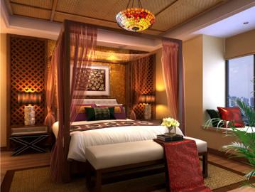 东南亚风情浪漫温馨!
