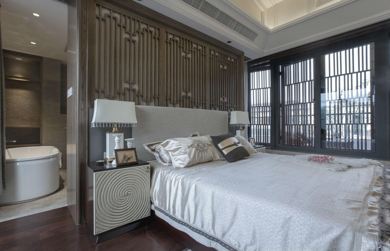 简约 欧式 田园 混搭 别墅 80后 小资 长沙苹果 卧室图片来自苹果装饰公司在南山苏迪亚诺独栋别墅 中式风格的分享
