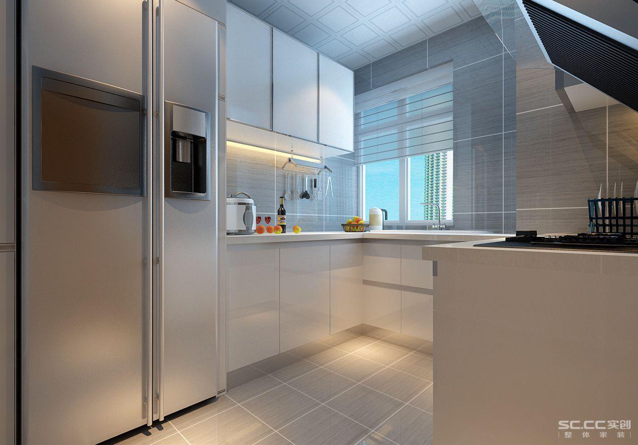 刘杨 刘杨成 厨房图片来自交换空间刘杨成室内设计师在152平雅致大三居的分享