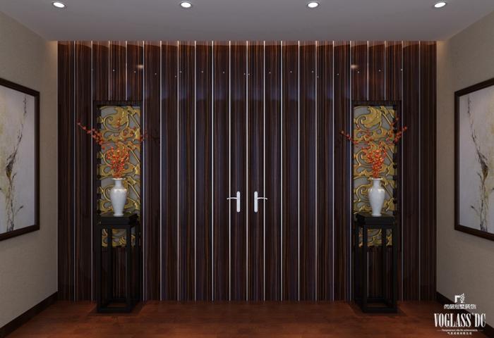 独栋 别墅 中式 别墅装修 别墅设计 典雅 简洁 明亮 温馨 其他图片来自北京别墅装饰在永不褪色的新中式别墅装修的分享