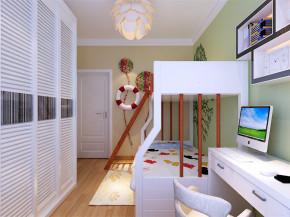 北欧 现代 三居 收纳 白领 80后 小资 儿童房图片来自阳光力天装饰在力天装饰-远洋风景88.00㎡的分享