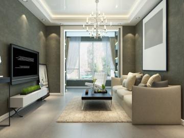 北苑家园-68平米-混搭风格