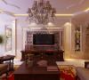 盛和天下130平欧式风格三居室