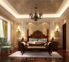 4室两厅四卫 美式风格 跃层
