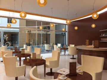 成都拉卡拉奶茶店设计