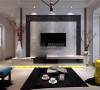 中环国际城142平简约风格四居室