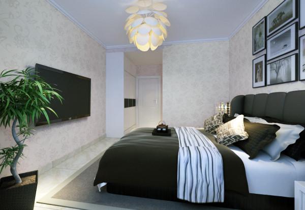 卧室设计装修效果