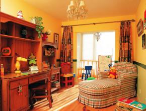 田园 温馨 二居 书房图片来自第壹家园装饰在94平温馨田园的分享
