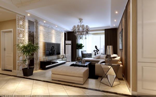 客厅装修设计效果
